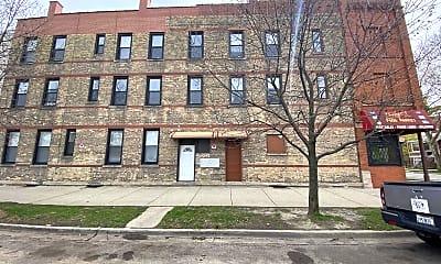 Building, 2857 N Ridgeway Ave, 2