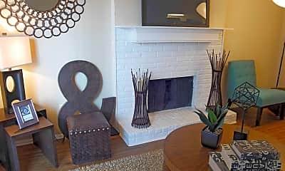 Living Room, Bent Tree Park, 1