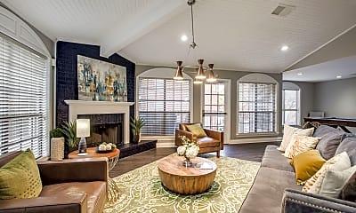 Living Room, Verandahs At Cliffside, 0