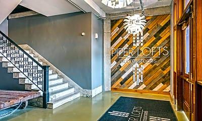Leasing Office, Piper Lofts, 1