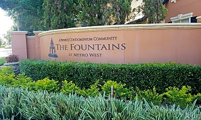 The Fountains at Metro West, 1