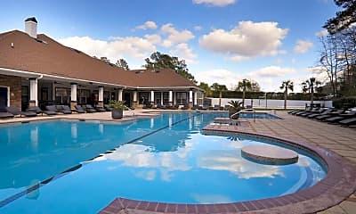 Pool, Vie at Hattiesburg, 0