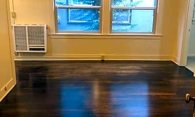 Living Room, 2737 NW Upshur St, 2