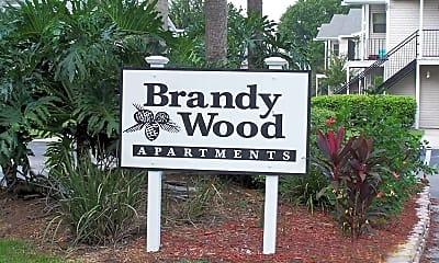 Brandywood Apartments, 1