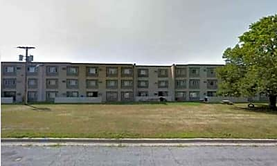 Building, Southtown Apartments, 0