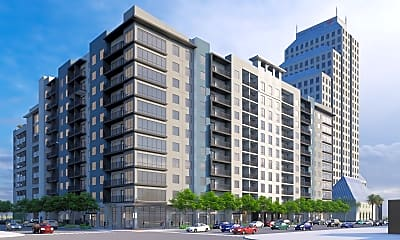 Building, MAA Robinson, 1