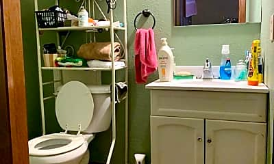 Bathroom, 247 Sullivan St, 2