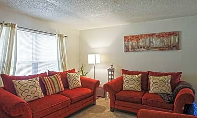 Living Room, Weston Trace, 1