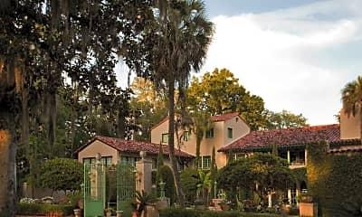 Building, Villas Continental, 1