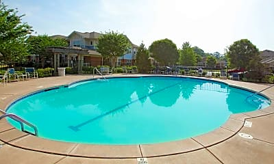 Pool, Arbor Pointe Apartments, 1
