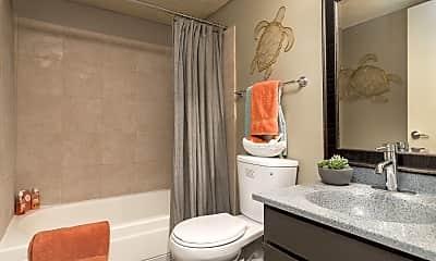 Bathroom, Shore House, 2