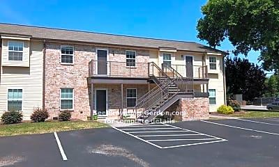 Building, 1303 Acklen Ave, 1