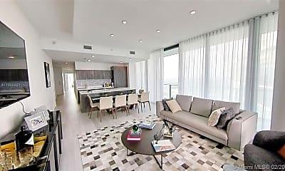 Living Room, 480 NE 31st St 4907, 0