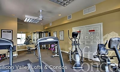 Fitness Weight Room, 430 N 1st St, 2
