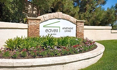 Community Signage, eaves Thousand Oaks, 2