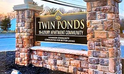 Community Signage, 3100 Pond Run Terrace, 0