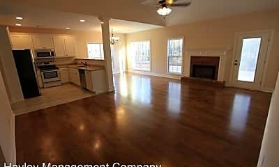 Living Room, 1613 N Camden Dr, 1