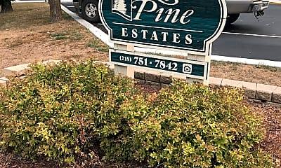 Red Pine Estates, 1