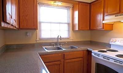 Kitchen, 7 Hillside Ave 6, 1