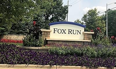 FOX RUN SENIOR LIVING - EDGEWATER BUILDING, 1