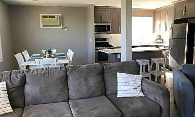 Living Room, 61 K St WINTER, 1