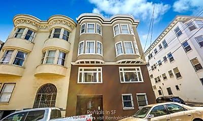 Building, 1041 Washington St, 2