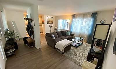 Living Room, 145 E 18th St, 0