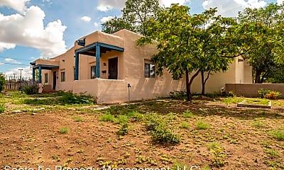 Building, 1402 Paseo De Peralta, 0