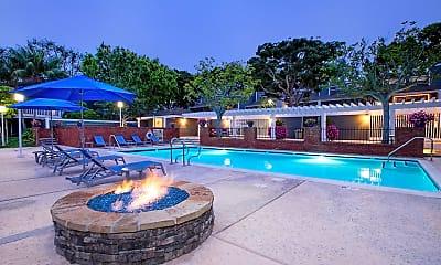 Pool, Fairway Apartments at Big Canyon, 0