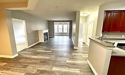Living Room, 500 Belmont Bay Dr 210, 1