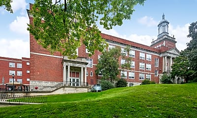 Building, Hawthorne Terrace, 1