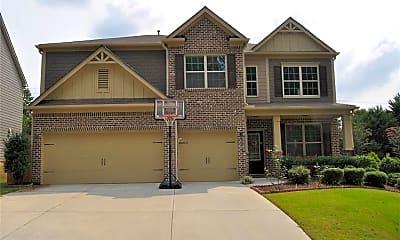 Building, 5945 Willow Oak Pass, 0