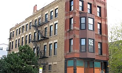 Building, 1459 N Bosworth Ave, 0