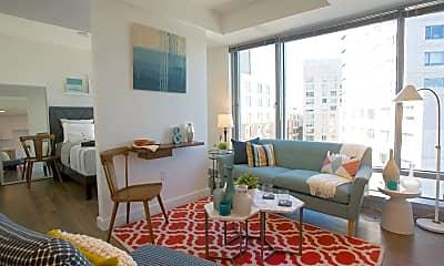 Living Room, The Van Ness, 1