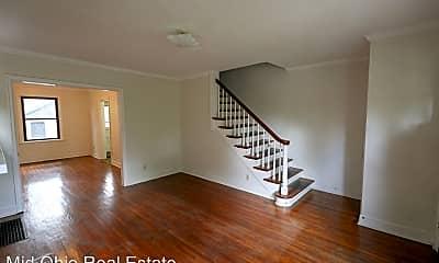 Living Room, 1698 Wyandotte Rd, 1