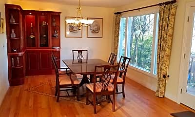 Dining Room, 1905 South Lakeshore Drive, 1