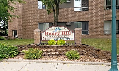 Henry Hill Apartments, 1