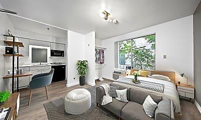 Living Room, 202 Island Ave, 0