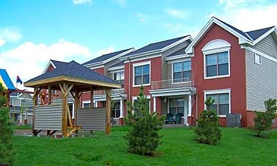 Building, Legacy and Normandy Townhomes, 0