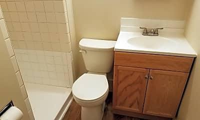 Bathroom, 232 W Chestnut St, 2