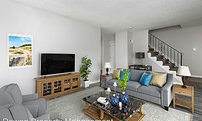 Living Room, 2410 N 38th St, 0