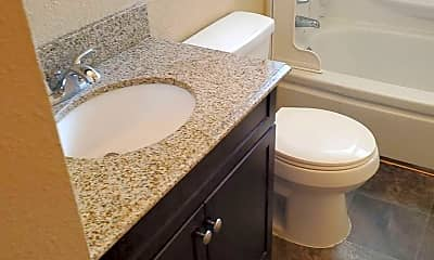 Bathroom, 8919 Travis Dr, 2