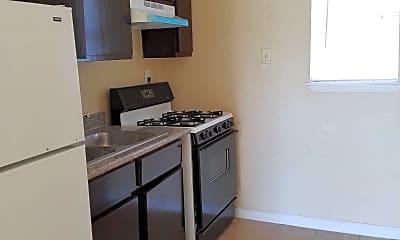 Kitchen, Maple Housing, 1