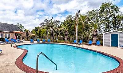 Pool, City Place Townhomes, 0
