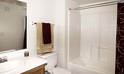 Bathroom, Willow Key, 2
