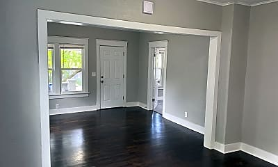 Living Room, 5713 Bales Ave, 1