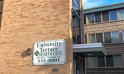University Terrace Apartments, 1