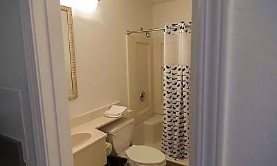 Bedroom, InTown Suites - Houston West CyFair (XHW), 2