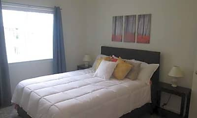 Bedroom, Remington Apartments, 1