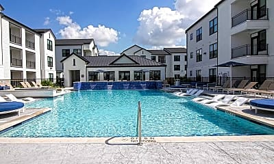 Pool, Parkway Flats, 0